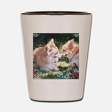 Rock Creek Novelties - Romantic two Pem Shot Glass