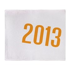 American Discovery Logo Throw Blanket