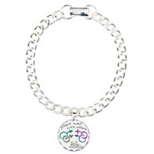 Plays Well with Others d Charm Bracelet, One Charm