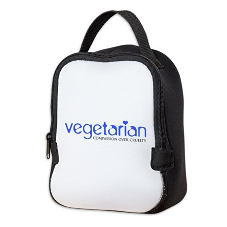 Vegetarian - Compassion Over Cruelty Neoprene Lunc