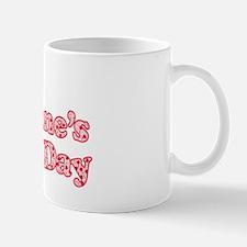 Valentines Day Pillow Case Mug