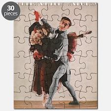 1956 SEPTEMBER - LARGE BORDER Puzzle