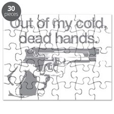 Out of my cold dead hands Puzzle