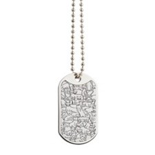 Cats Dog Tags