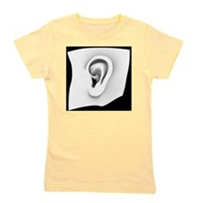 Ear, artwork Girl's Tee