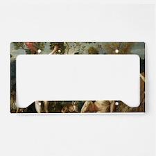 30 License Plate Holder