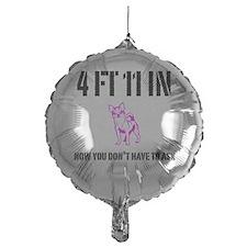 Funny Short Balloon