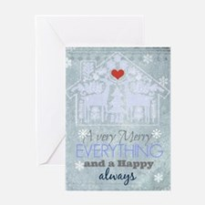 Holiday Card Greeting Cards