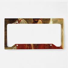 27 License Plate Holder