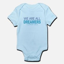 We Are All Dreamers Body Suit