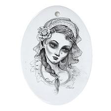 Cisco Oval Ornament