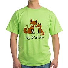 Big Brother - Mod Fox T-Shirt