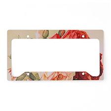 tr_pillow_case License Plate Holder