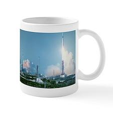 Atlas-Agena rocket launch for Gemini 8 Mug