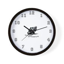 OSB Wall Clock