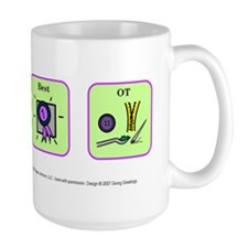 Occupational Therapist Mugs