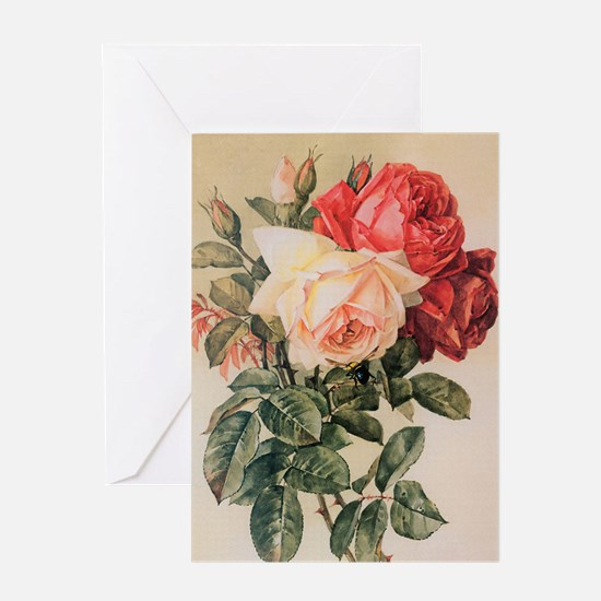tr_smal_serving_666_H_F Greeting Card