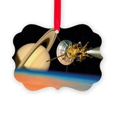 Computer artwork of Cassini space Ornament