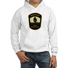 Cute Bigfoot research Hoodie