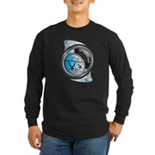 SkydiveTechBW Long Sleeve T-Shirt