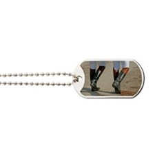 Riding Boots-5x7 Dog Tags