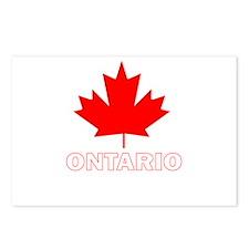 Ontario Postcards (Package of 8)