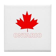 Ontario Tile Coaster