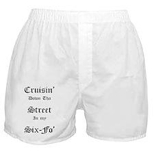 Cruisin Boxer Shorts