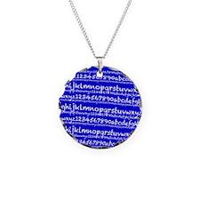 ABC123 Necklace