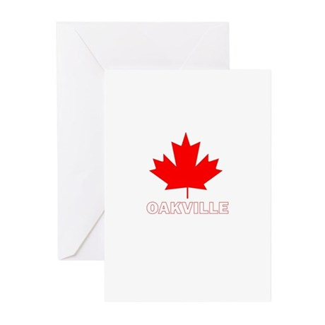 Oakville, Ontario Greeting Cards (Pk of 10)