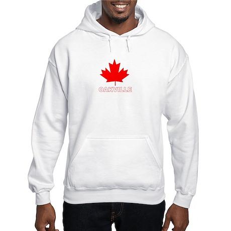 Oakville, Ontario Hooded Sweatshirt