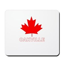 Oakville, Ontario Mousepad
