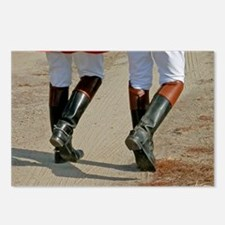 Walking Boots 5x4 Postcards (Package of 8)