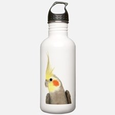 Cockatiel 3 Steve Dunc Water Bottle