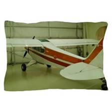 Super Cub Piper Plane Pillow Case
