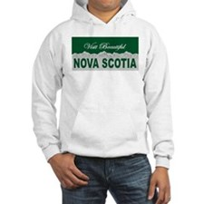 Visit Beautiful Nova Scotia Hoodie