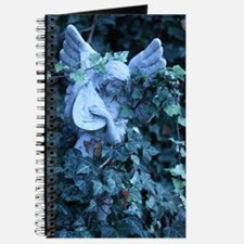 Angel_Statue_With_Mandolin_In_Ivy Journal