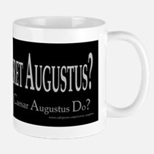 What Would Augustus Do? Small Small Mug