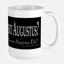 What Would Augustus Do? Large Mug