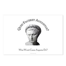 What Would Augustus Do? Postcards (Package of 8)