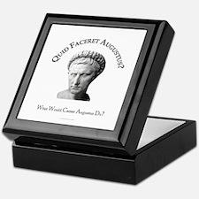 What Would Augustus Do? Keepsake Box