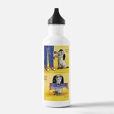 Good Dog, Bad Dog Water Bottle