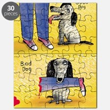 Good Dog, Bad Dog Puzzle