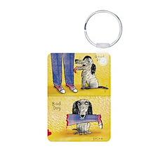 Good Dog, Bad Dog Keychains
