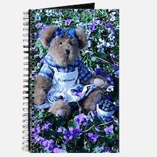 Bluebeary_In_Purple_Flowers Journal