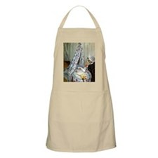 Monet: Jean Monet in Cradle Apron