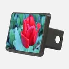 Red_Tulip Hitch Cover