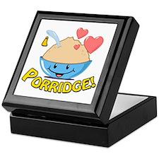 I Love Porridge Keepsake Box
