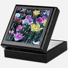 Flower_Garden Keepsake Box