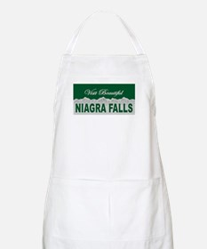 Visit Beautiful Niagra Falls BBQ Apron